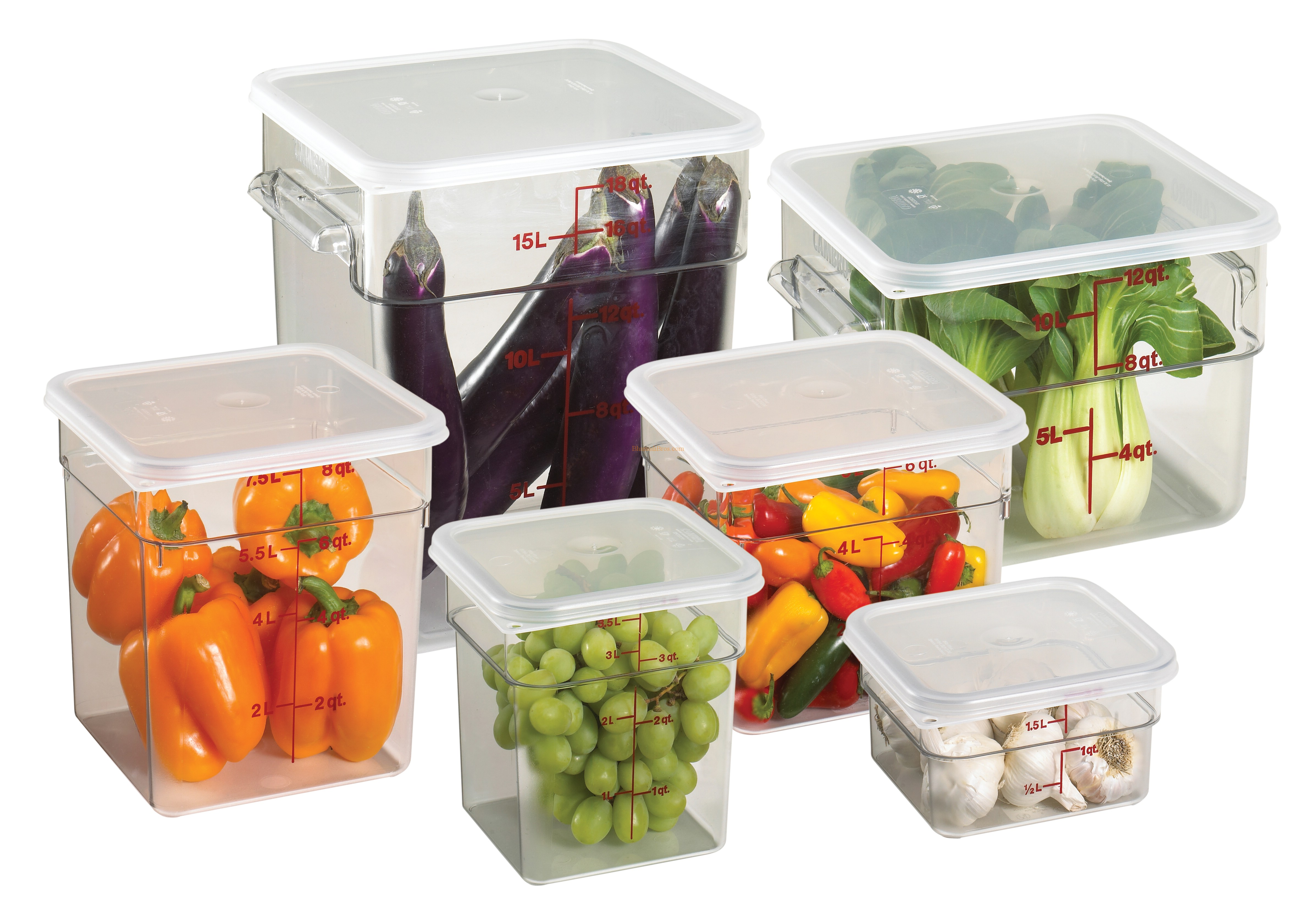 Industrial Food Container : One stop solution for commercial kitchen equipment cutlery